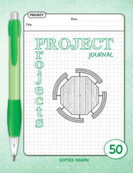 project-journal-50-dotted-graph-03-green