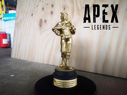 Apex Legends Mirage Heirloom Replica Statue
