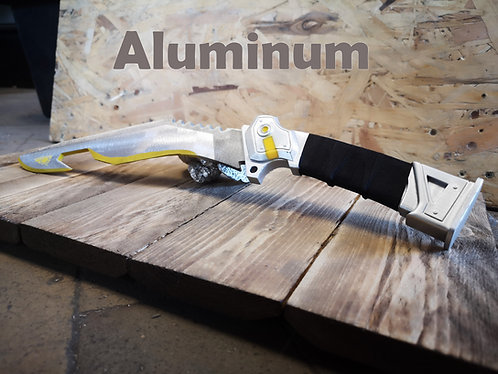 Bangalore Heirloom Apex Legends - Aluminum Casting - Replica Knife