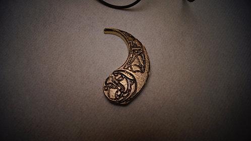 Aluminum Bronze Rose Tico Medallion (Star Wars)