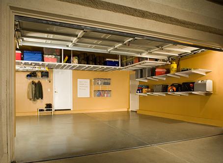 Reclaim Your Garage! Brilliant Garage Shelves