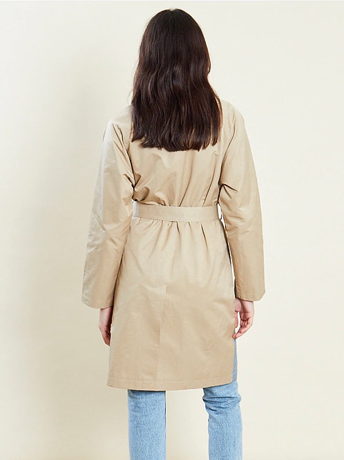 Trench-coat  2 faces