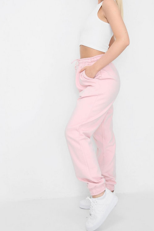 Pantalon/Jogging  -  Baby pink