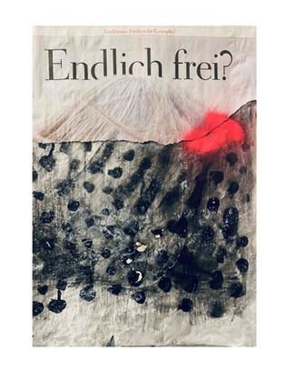 """""""Endlich Frei"""" (SOLD)"""