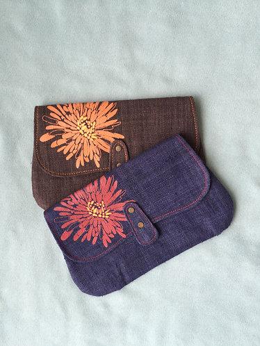 Handmade Hemp Pouch