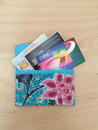 Batik Card Holder