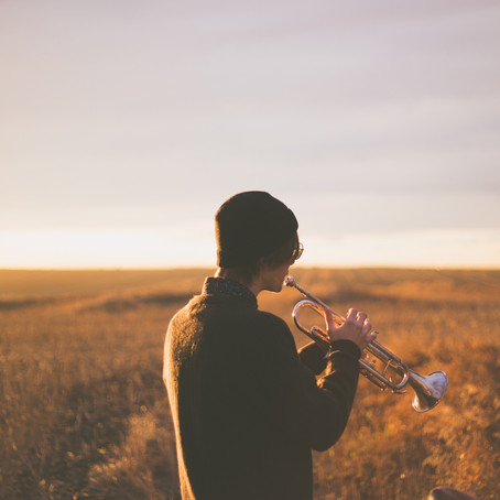 Can you hear your own music?
