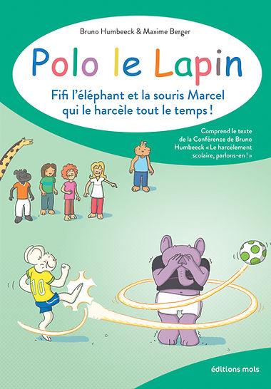 Polo le Lapin, livre sur le harcèlement