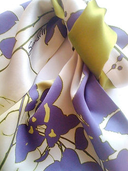 Original Silk Scarves, Textile Prints, Textile Designs