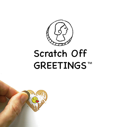 Scratch Off GREETINGS