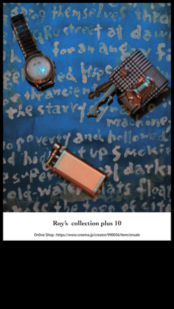 Roy's collection plus 10