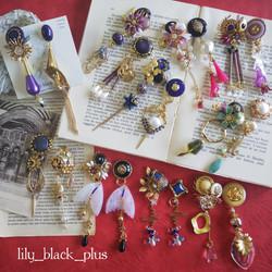 lily black plus ☝Click