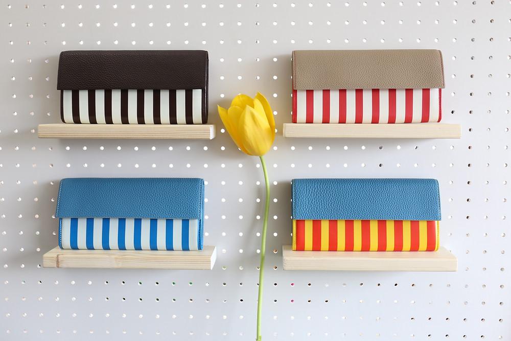 4月のMONOTIAMは、はる財布♪ 新生活を迎える春にお財布を変えてみませんか?張る財布と言って、縁起もいい季節ですよね!ぜひご覧ください。