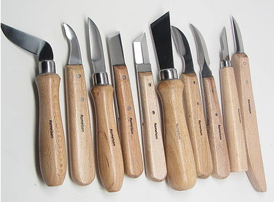 Pc woodcarving miscellaneous chip carving knives