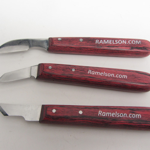 Uj ramelson co carving knives tools
