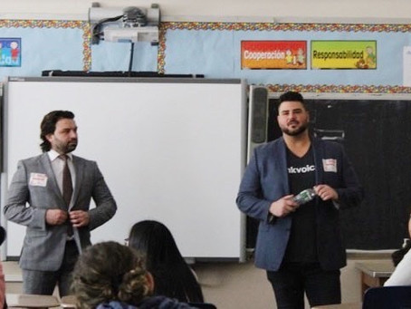 Blink CEO's Attend 2020 Career Day