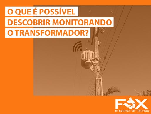 O que é possível descobrir monitorando o transformador?