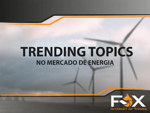 Top 5 Trends - No mercado de Energia