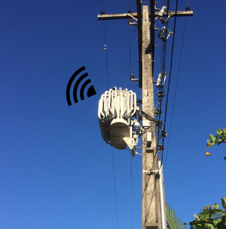 Smart Trafo - Fox IoT.