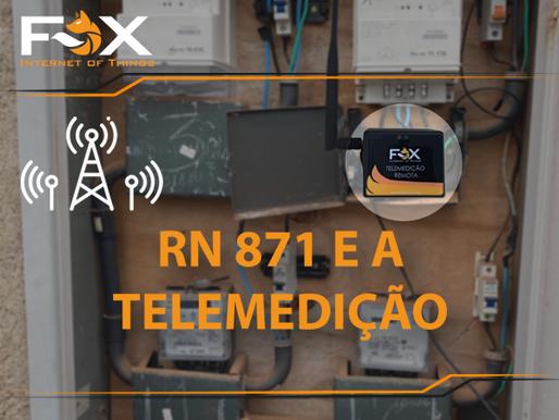 RN 871 e a Telemedição
