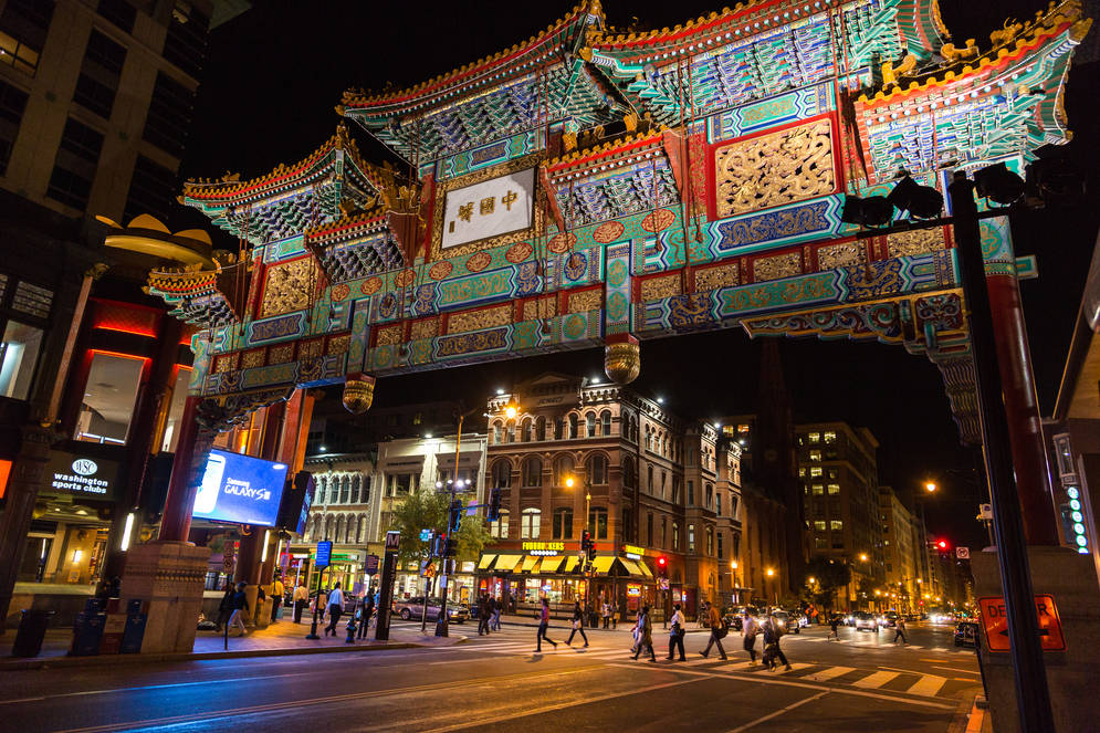 washington-dc-downtown-chinatown