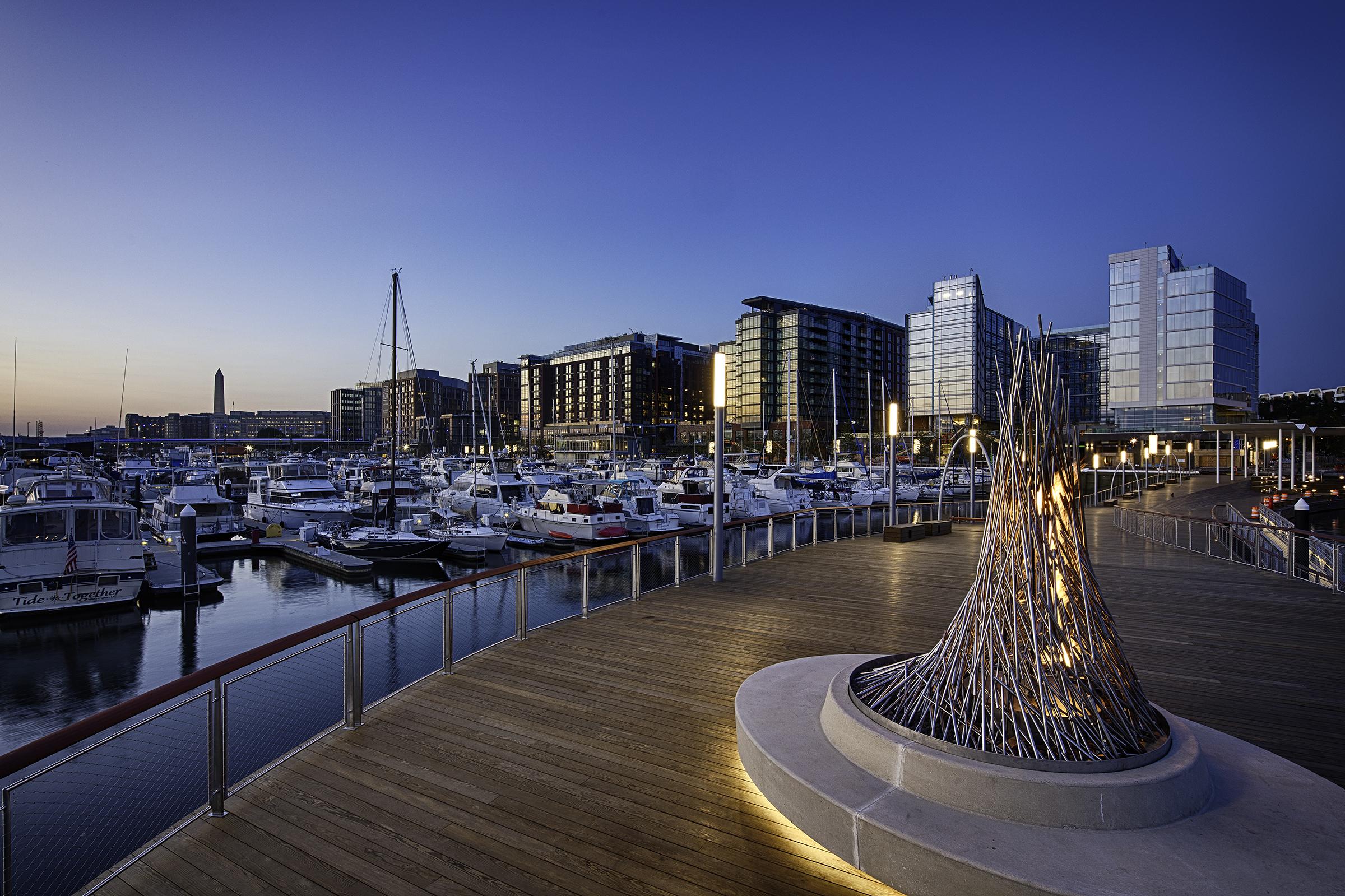 The wharf 2