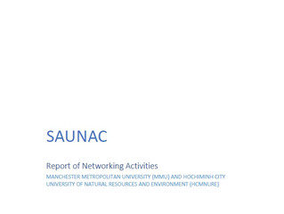 Report of Networking Activities