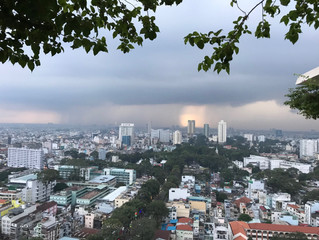 Pictures: Ho Chi Minh 16-20th October 2017