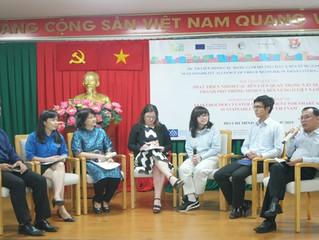 "REPORT ""INTERNATIONAL WORKSHOP ON SMART CITY STAKEHOLDERS CLUSTER DEVELOPMENT IN VIETNAM"""