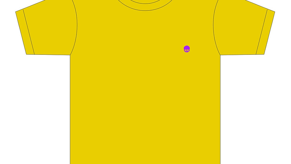Acid Brewing Cartel Yellow T-Shirt