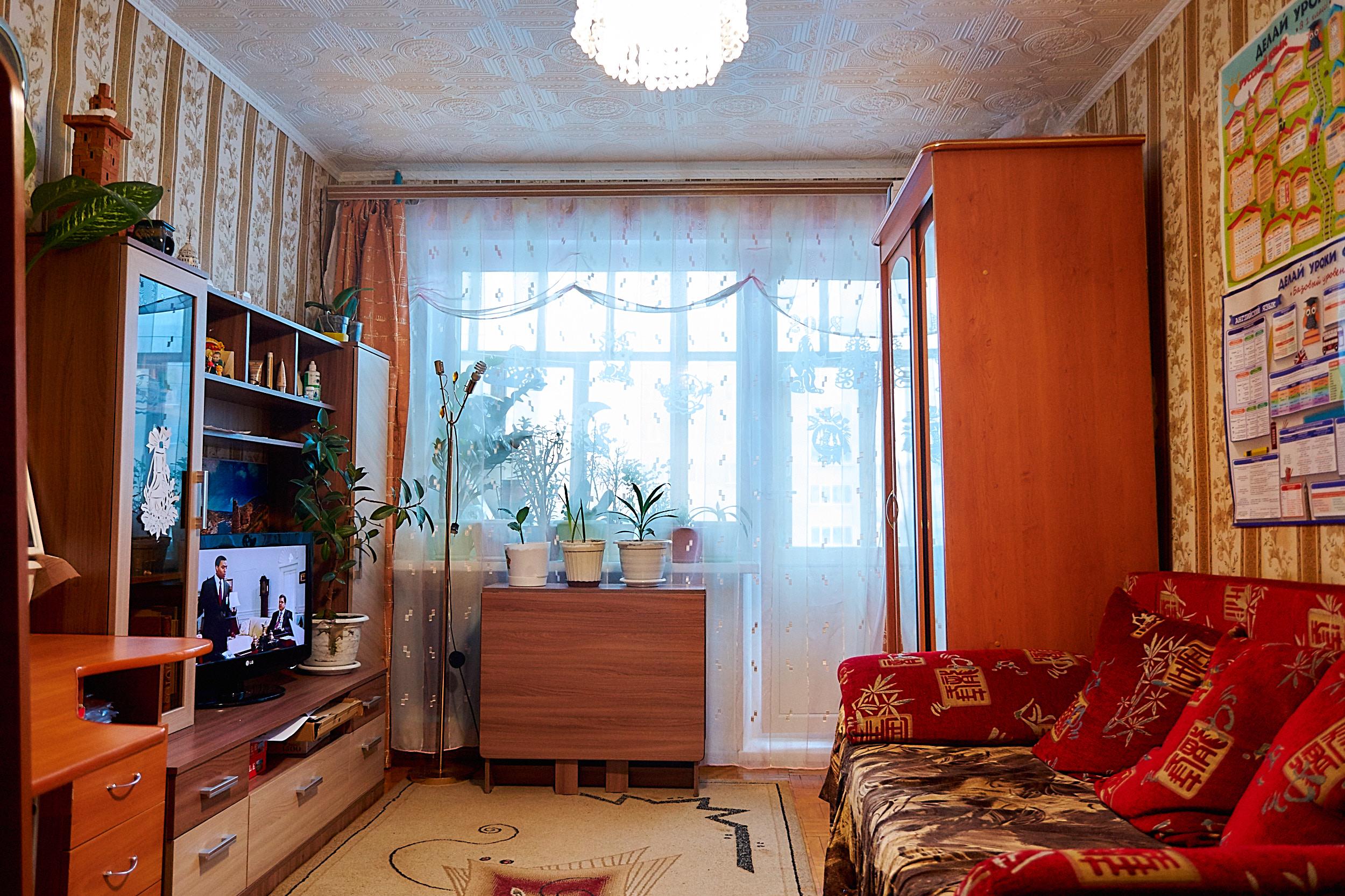 1-комнатная, Татьяны Барамзиной 24