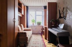 3-комнатная, Коммунаров 177
