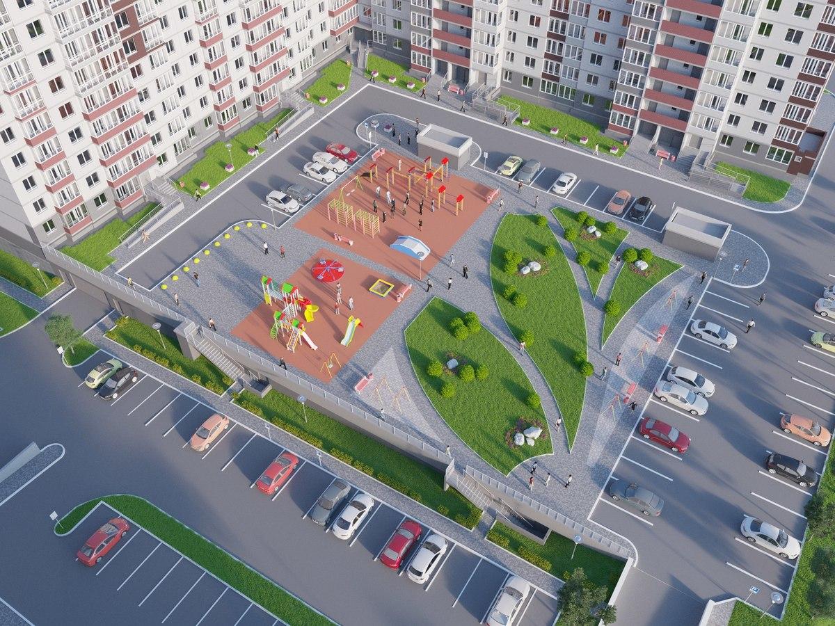 ЖК Холмогоровский Ижевск