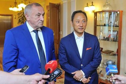 Инвестор из Японии примет участие в застройке микрорайона в центре Ижевска