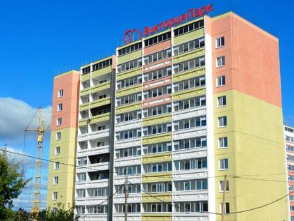 Ипотека под 11.3% в ЖК Виктория Парк