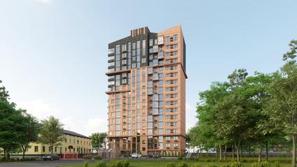 ЖК Чикаго (Chicago) новый дом на улице Орджоникидзе