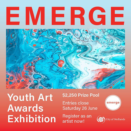 A8480 CoN Emerge Youth Arts Promotion -