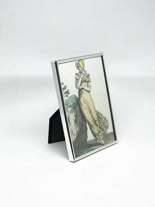 Picture Frame Medium Slim Line Metal
