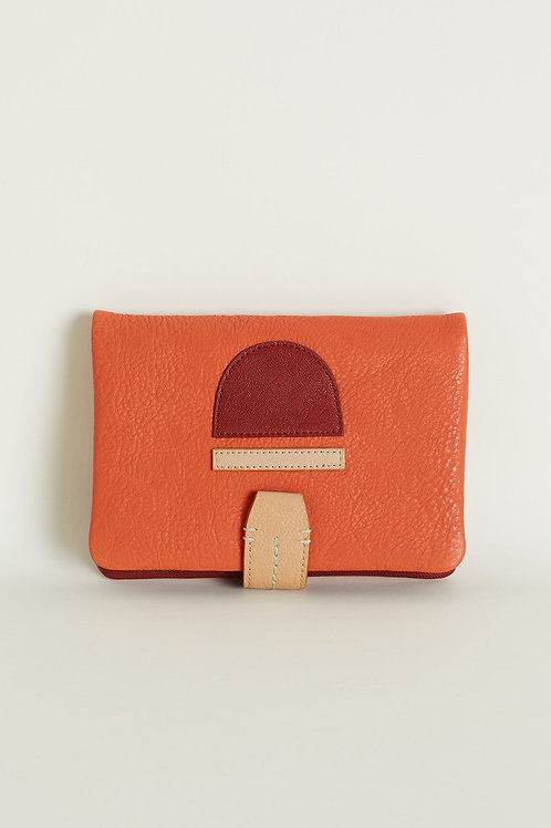 Nancybird Bedford Wallet Ginger
