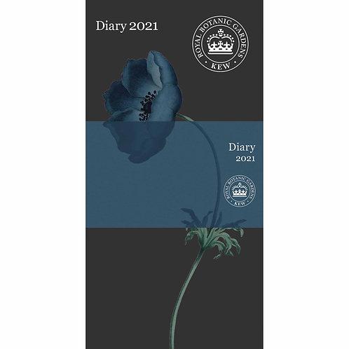 Royal Botanic Gardens Diary 2021