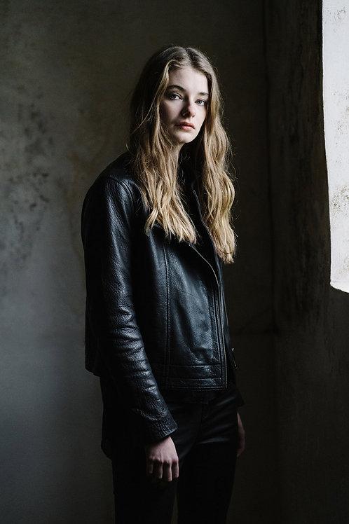 Elk Lader Leather Jacket