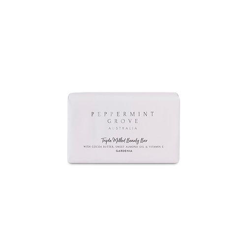 Peppermint Grove Gardenia Beauty Bar 200g