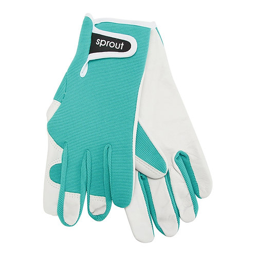 Ladies Garden Gloves Jade