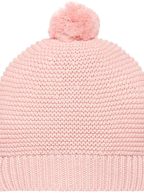 Toshi Organic Cotton Beanie Cashmere  Pink