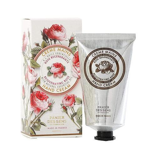 Panier des Sens Rose Hand Cream