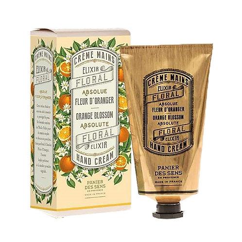 Panier des Sens Orange Blossom Hand Cream