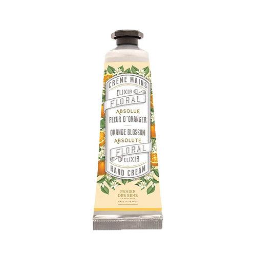 Panier des Sens Orange Blossom Hand Cream 30ml