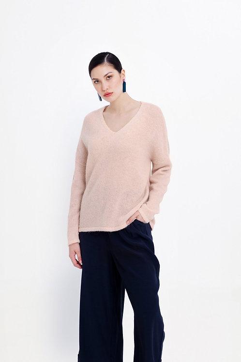 Elk Setsa Sweater Pink