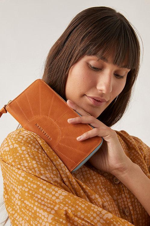 Nancybird Long Wallet Ochre