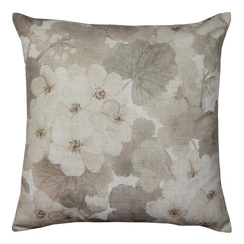 Geranium Cushion